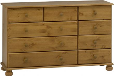 RICHMOND - 2+3+4 DRAWER CHEST